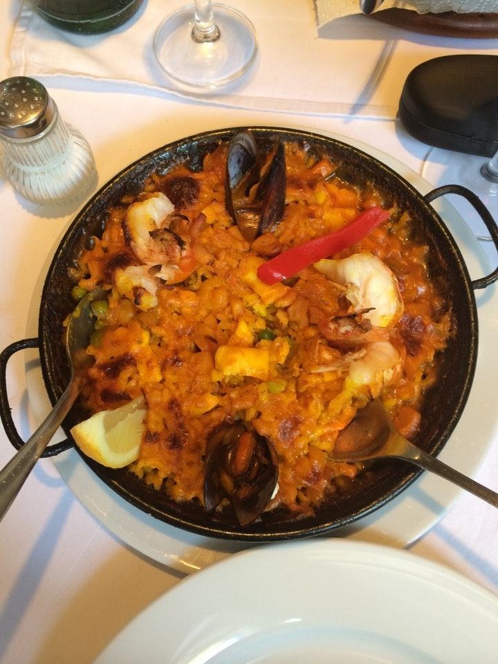 Inspirierend Spanische Küche München