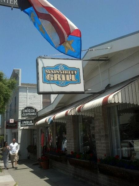 The Main Street Grill photo