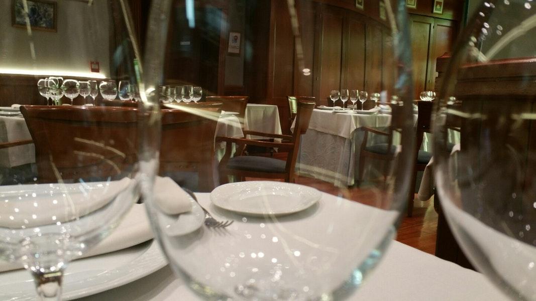Restaurante El Rececho Alcorcón Carta Del Restaurante Y
