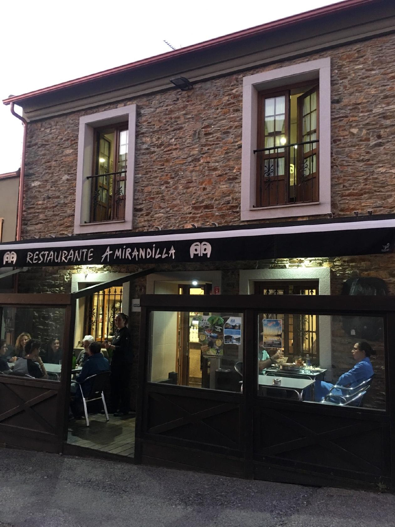Restaurante A Mirandilla photo