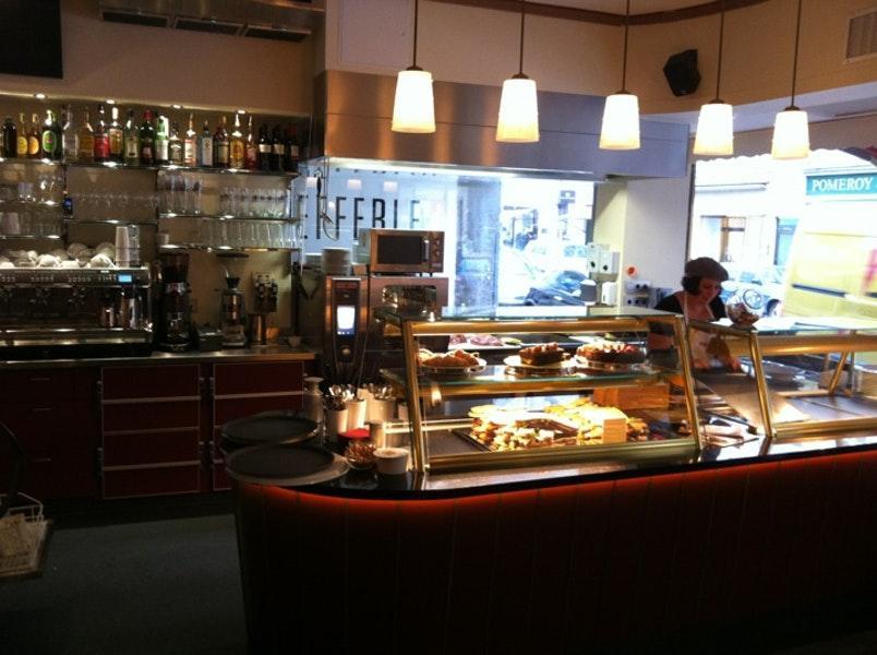 Trachtenvogl Speise-Café Foto