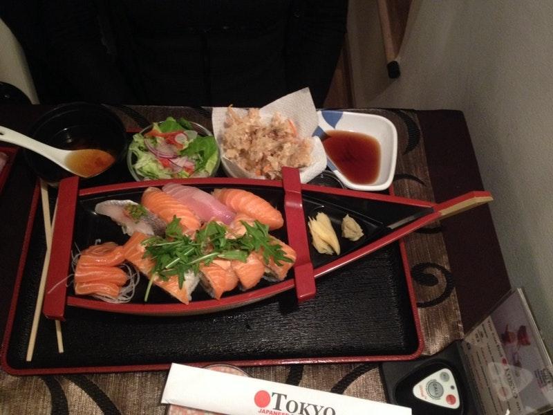 Tokyo Japanese Restaurant Foto