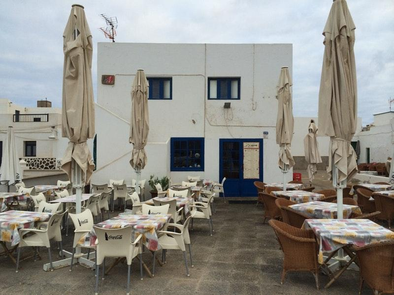 Mesón De La Tierra In Caleta Del Sebo Restaurant Reviews