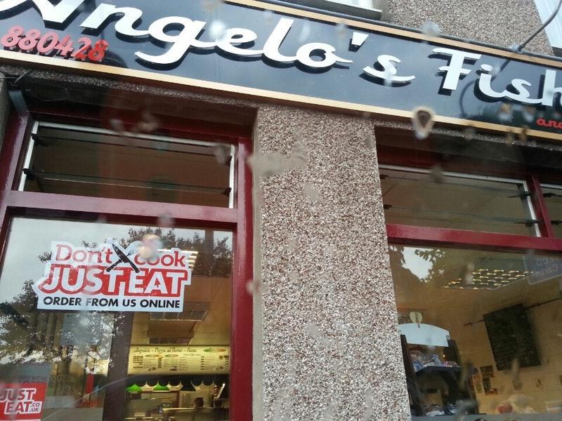 Angelos Fish Bar In Magor Restaurant Menu And Reviews
