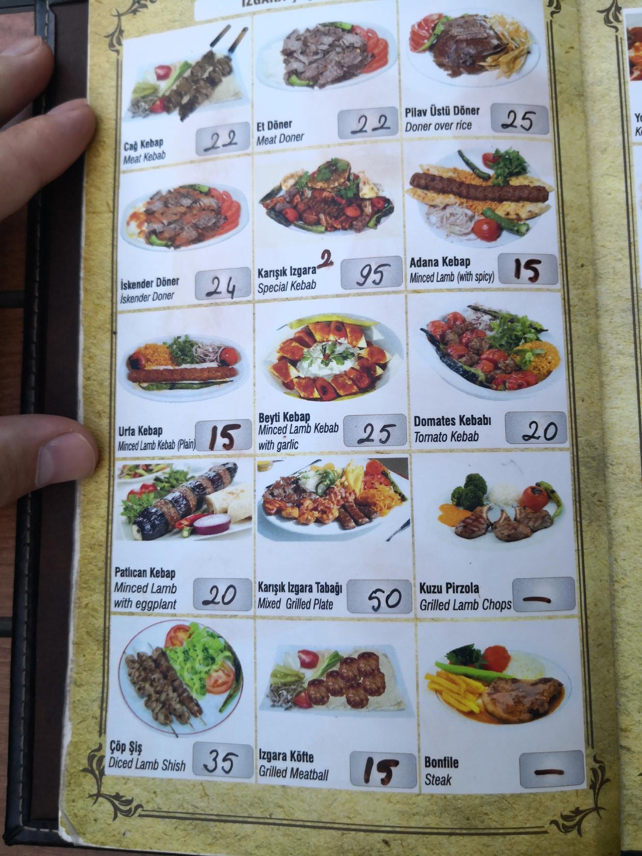 zirve cag kebap antalya restaurant