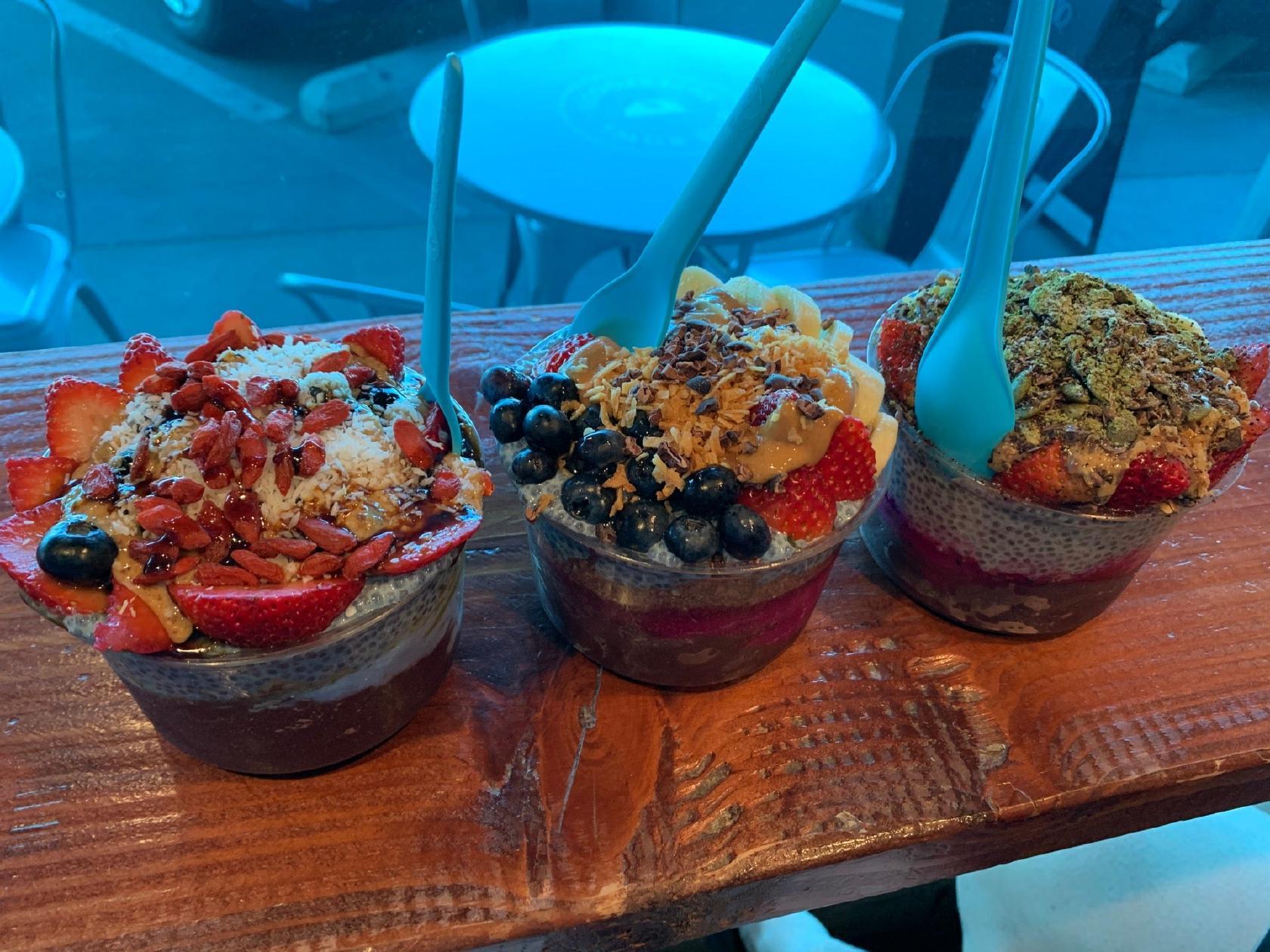 Blue Bowl In Orange Restaurant Menu And Reviews