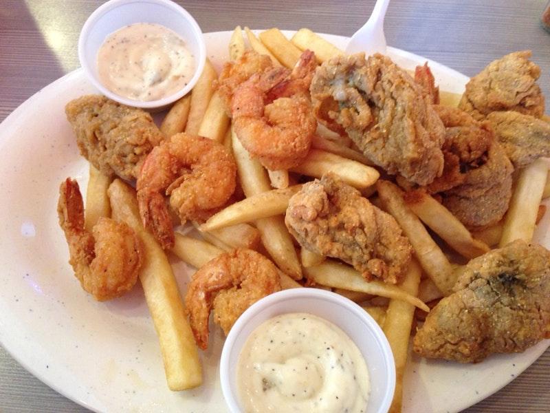Capitan Seafood Kitchen 12100 Veterans Memorial Dr Ste J In Houston Restaurant Menu And Reviews