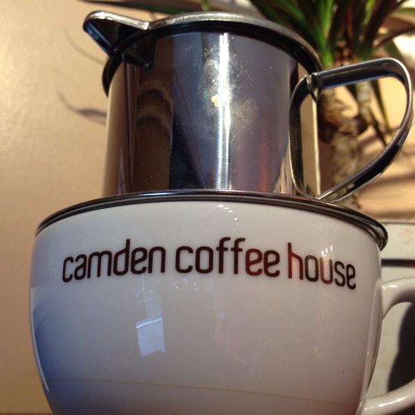 Camden Coffee House 155 Ladbroke Grove In London