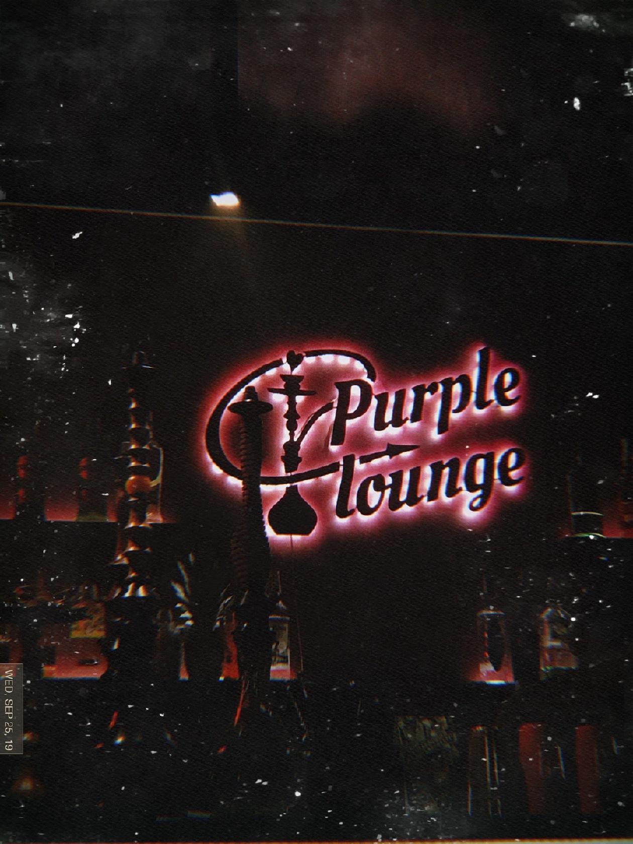 Purple Lounge Foto