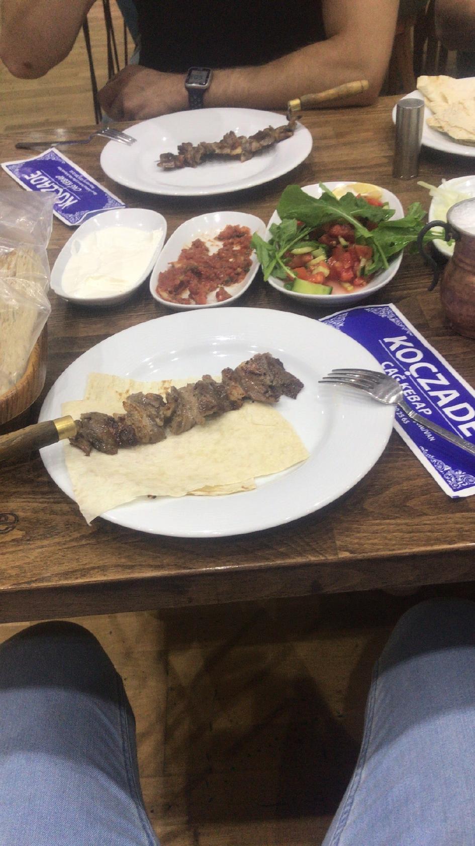 koczade cag kebap van restaurant reviews