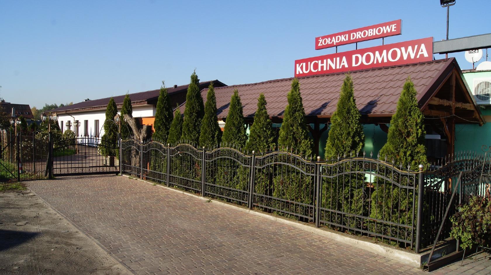 Kuchnia Domowa żołądki Drobiowe Restaurant Dolna Grupa