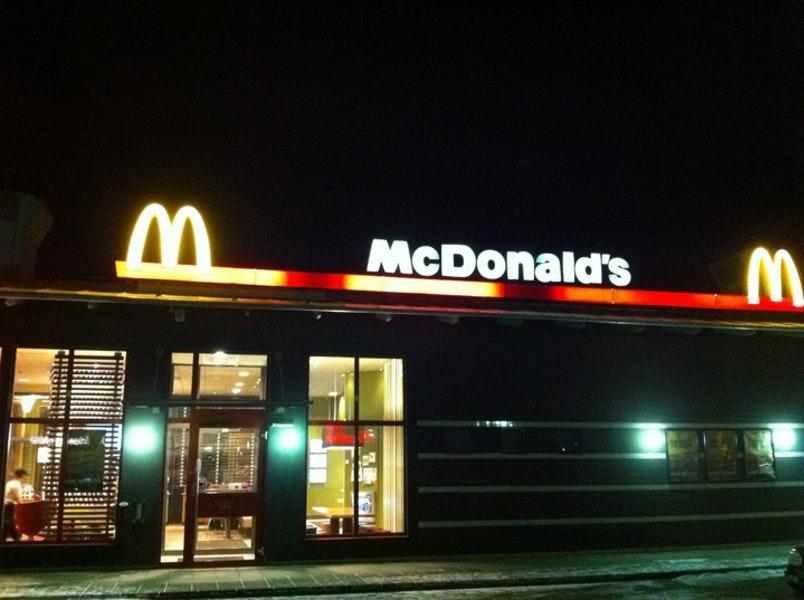 Mcdonalds Mariestad