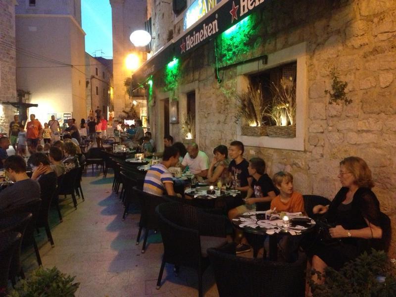 Suncani Sat Pub Bar Vodice Restaurant Reviews