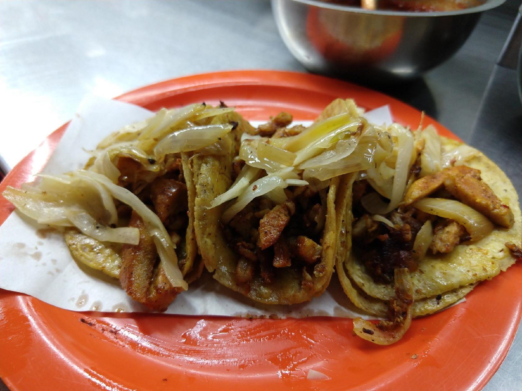 Tacos chespi restaurant, Santiago de Querétaro, Gutierez najera ...
