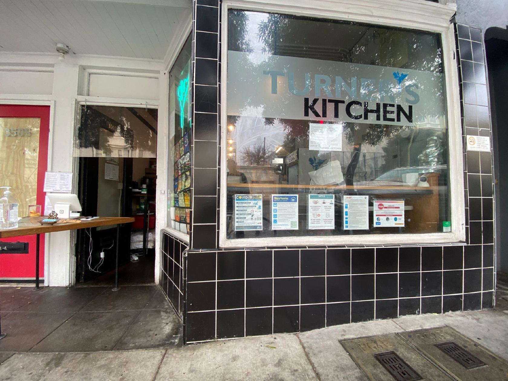 Turner S In San Francisco Restaurant Reviews