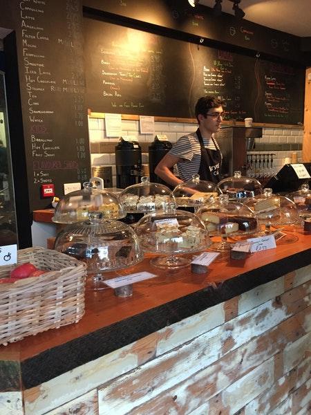 Brynmill Coffee House In Swansea Restaurant Menu And Reviews