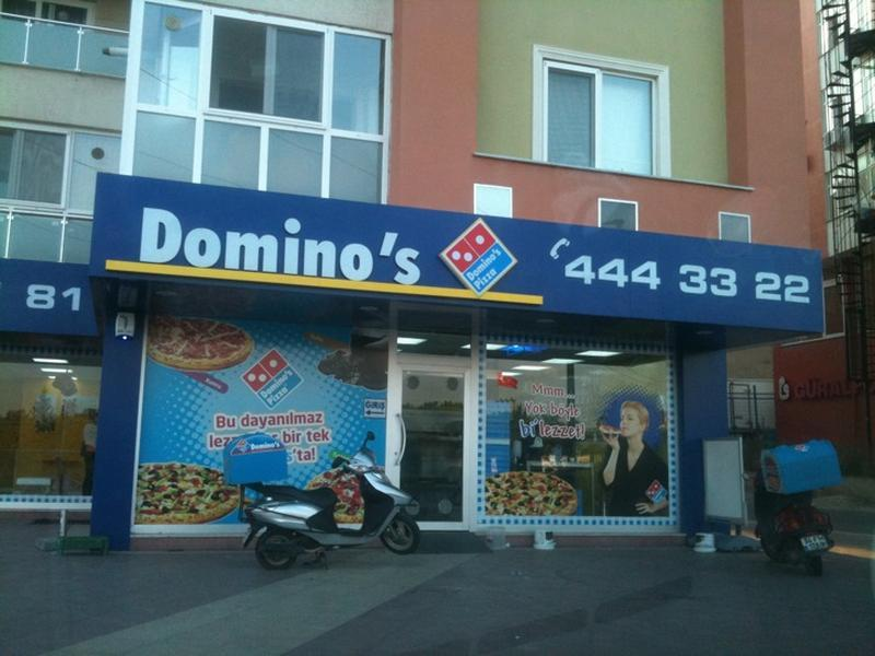 Dominos Pizza çorlu Yavaş Blokları Restaurant Menu And Reviews