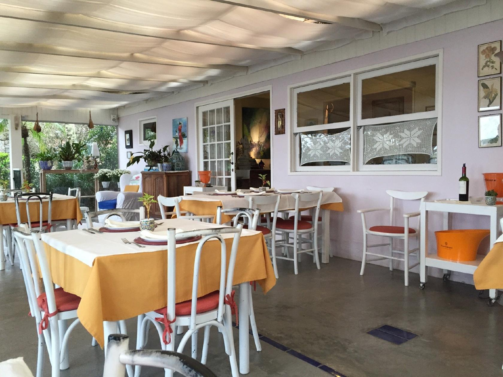 Villa Maggioni restaurante, Florianópolis, Rua Canto da Amizade -  Avaliações de restaurantes
