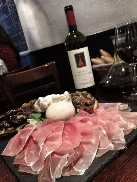 Фотография Bar Italia Brasserie