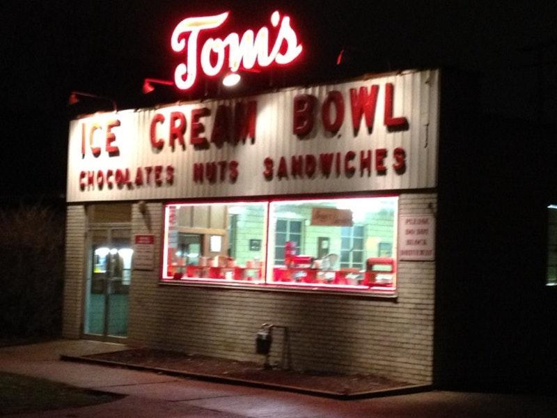 Tom's Ice Cream Bowl photo