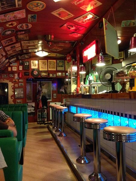 Foto de Mandy's Railway Diner