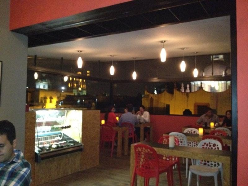 Pub Y Bar Terraza La Grupa Santiago De Querétaro Carta