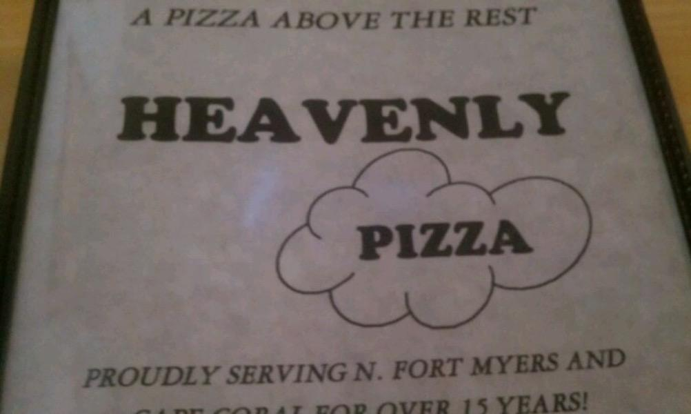 Foto de Heavenly Pizza