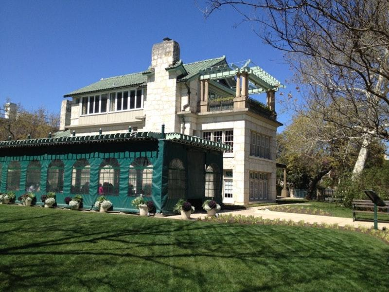 The Guenther House photo