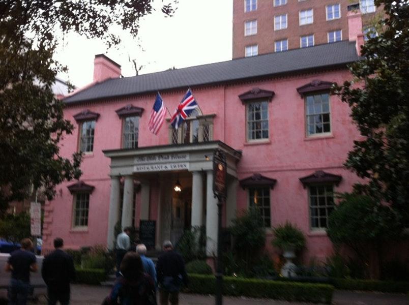 Фотография Olde Pink House