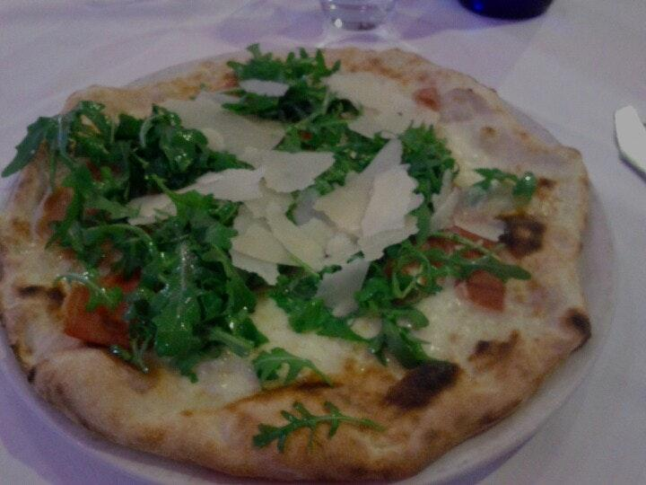 Pizza Amalia foto