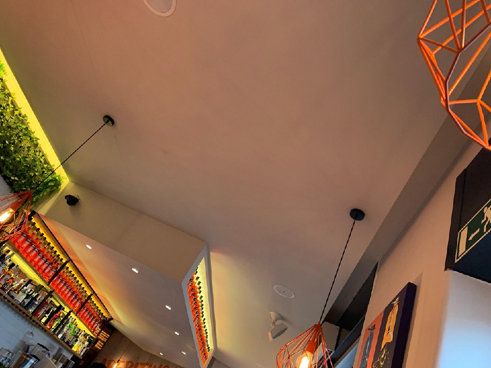 паб и бар Terrazza Aperol Spritz барселона меню и отзывы