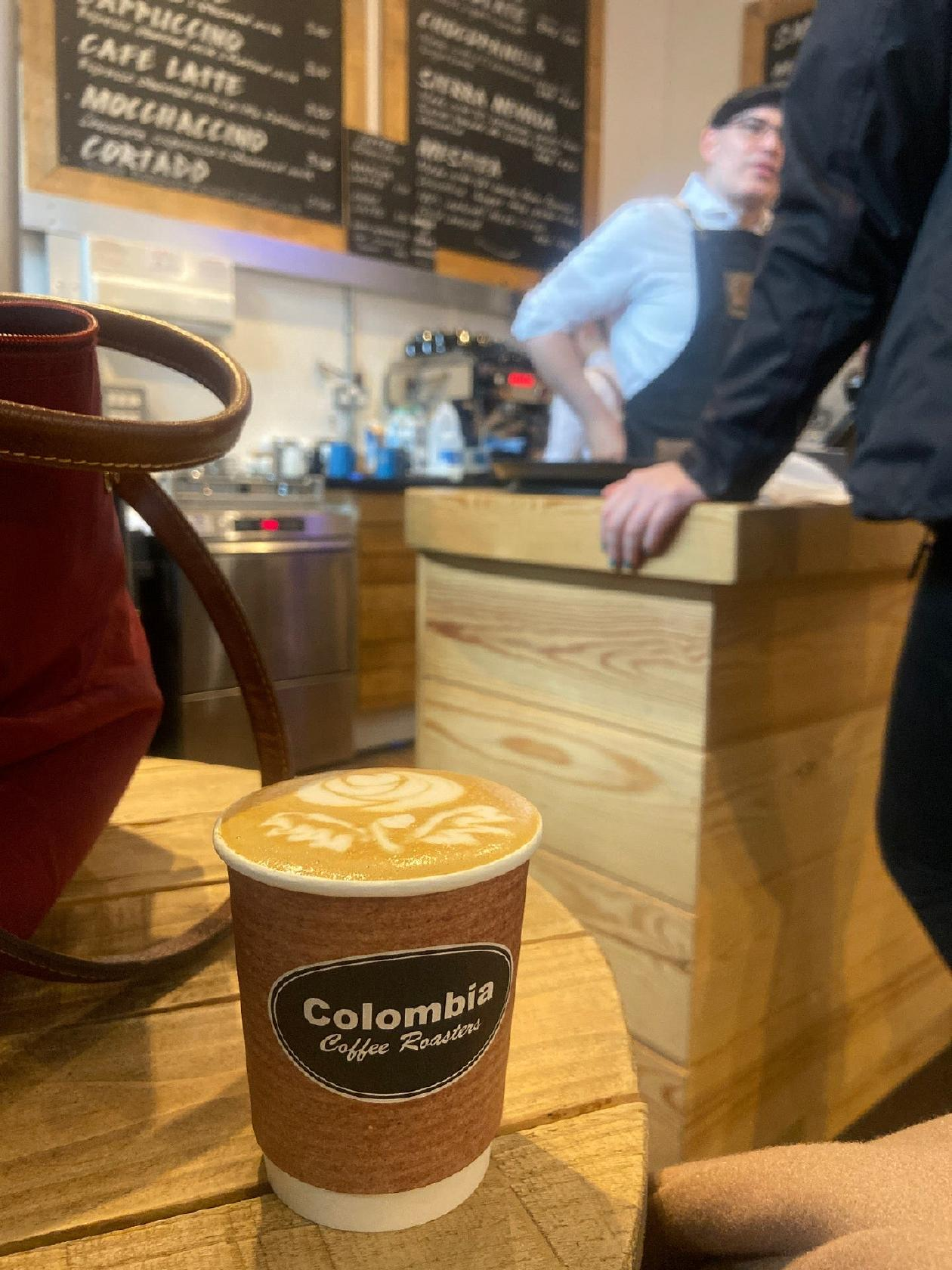 Colombia Coffee Roasters 106 107 The Covered Market In