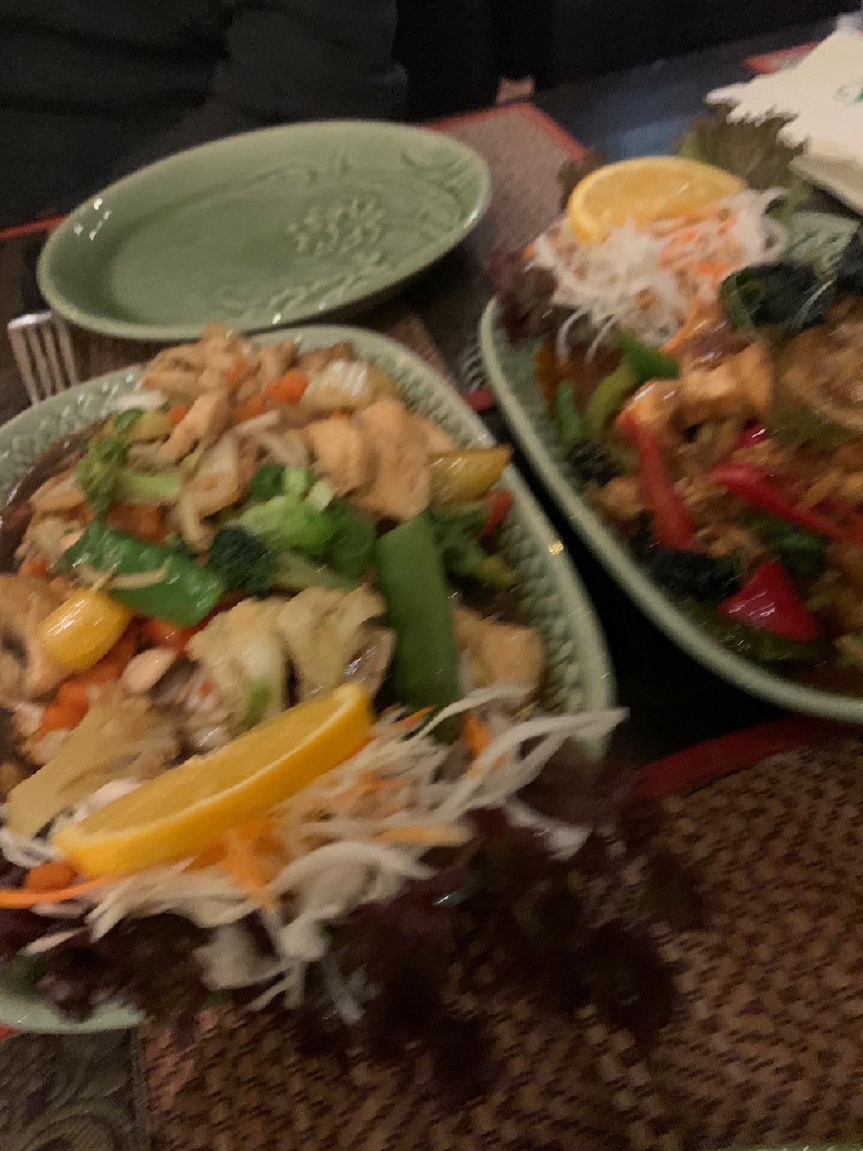 Bai Bua Thai Imbiss Restaurant Wiesbaden Restaurant Menu And