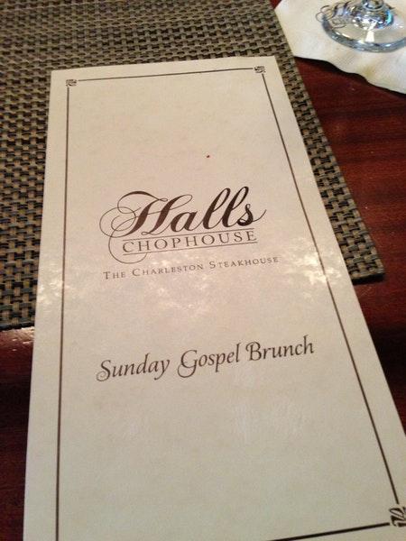 Foto de Hall's Chophouse