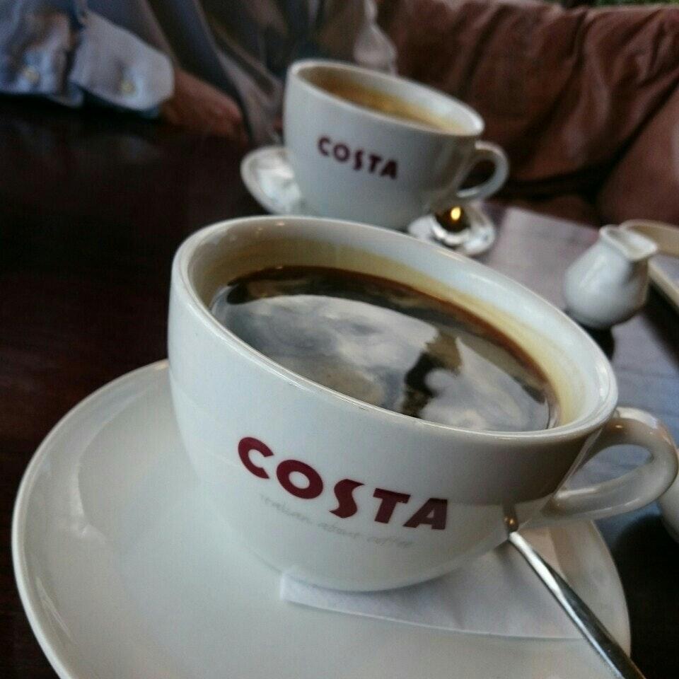 Costa Coffee 4c Tallys End In Old Bolsover Restaurant