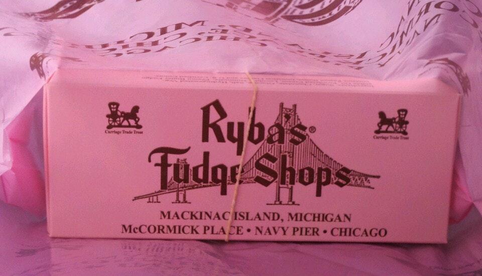 Ryba's Fudge photo