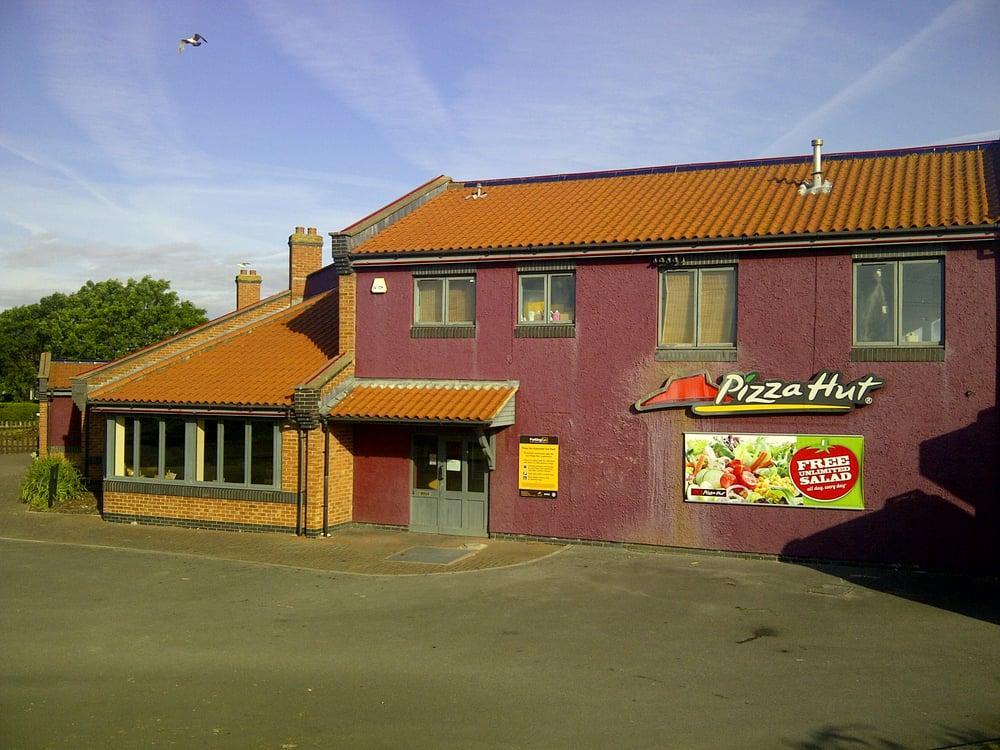 Pizza Hut The Poaches Pocket Weston Links In Weston Super