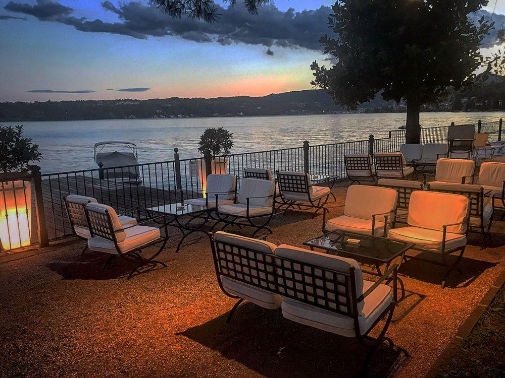 Ristorante La Veranda Salò - Restaurant Lake Garda Salò foto