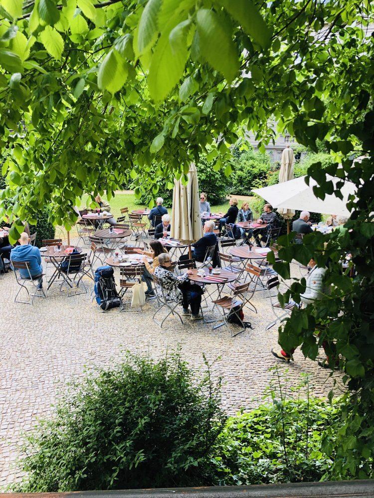 Wintergarten menu literaturhaus cafe im Cafe Wintergarten