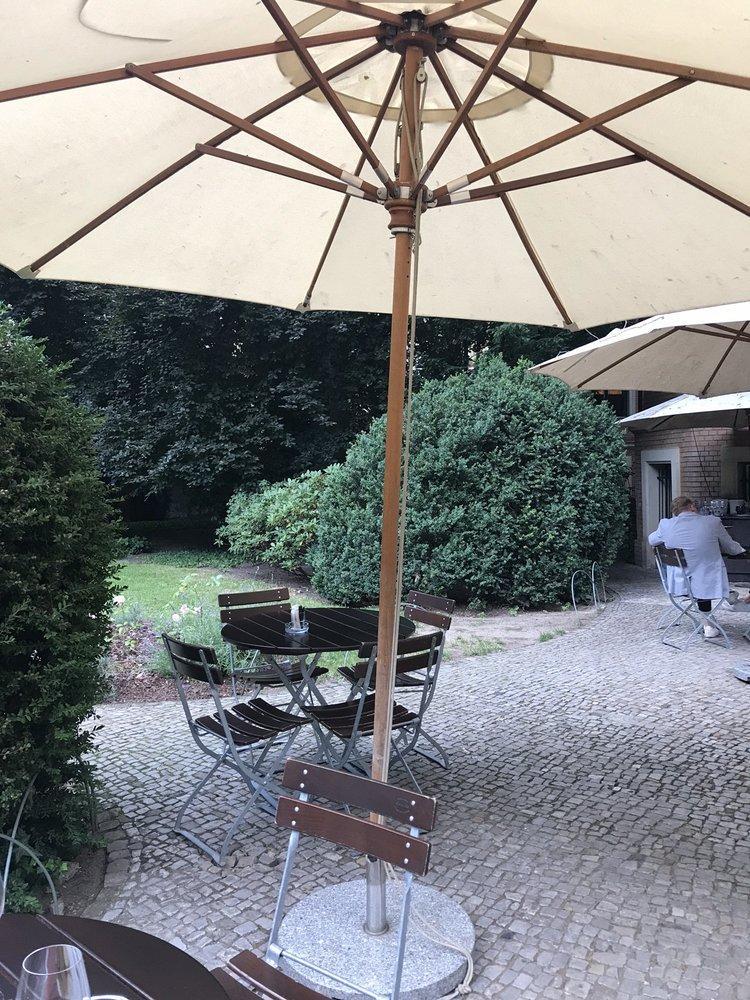 Menu im literaturhaus cafe wintergarten Café Restaurant