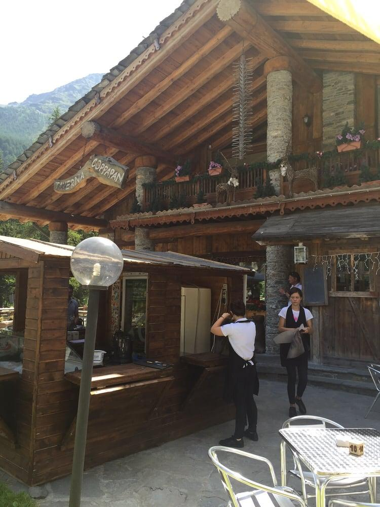 Taverna Coppapan & Pizzeria Le Dahu foto