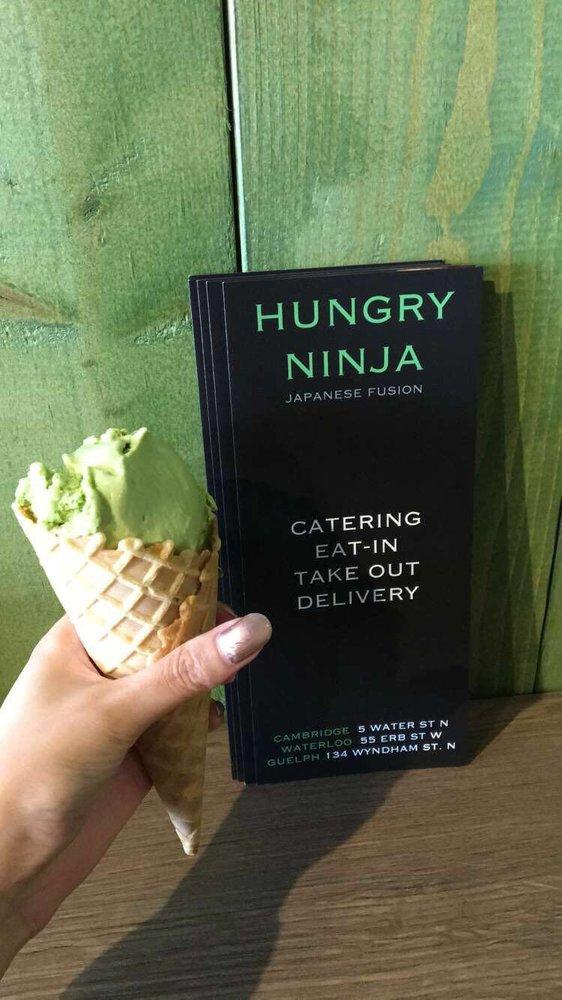 Hungry Ninja photo