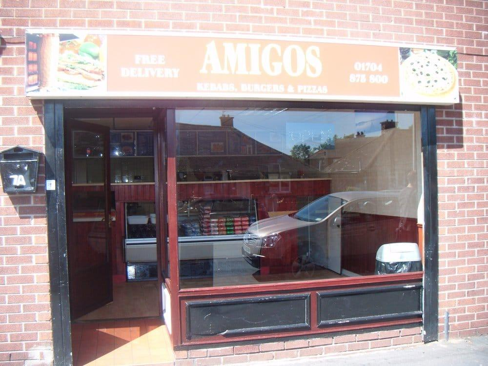 Amigos 7a Duke St In Formby Restaurant Menu And Reviews