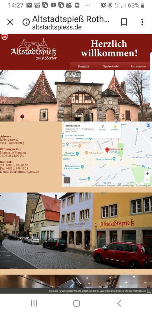 Altstadtspieß am Rödertor Foto