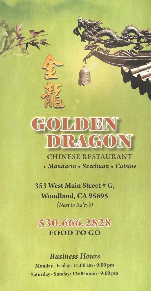 Golden dragon restaurant woodland california gold dragon 5e age