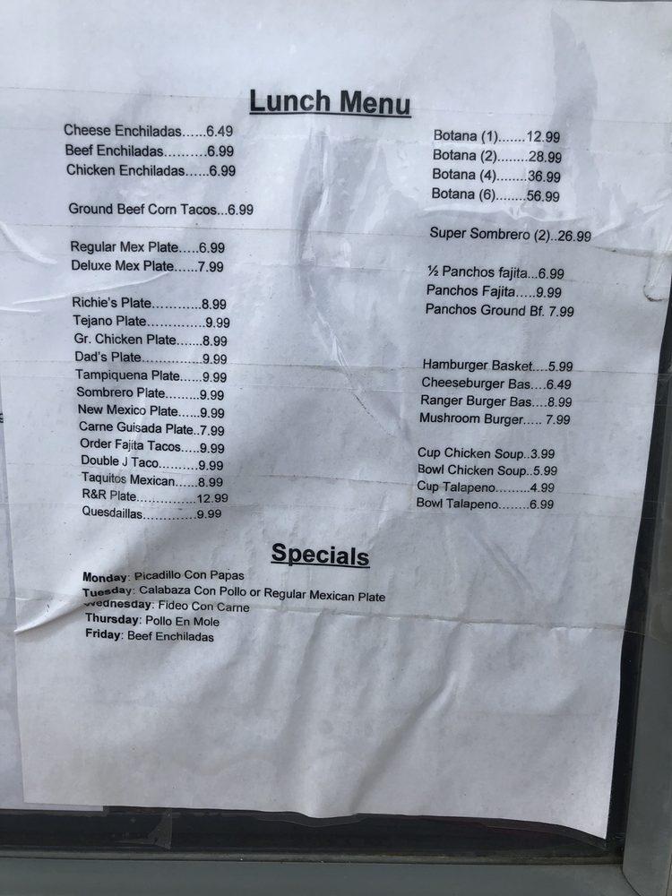Richie S Kitchen In Weslaco Restaurant Reviews