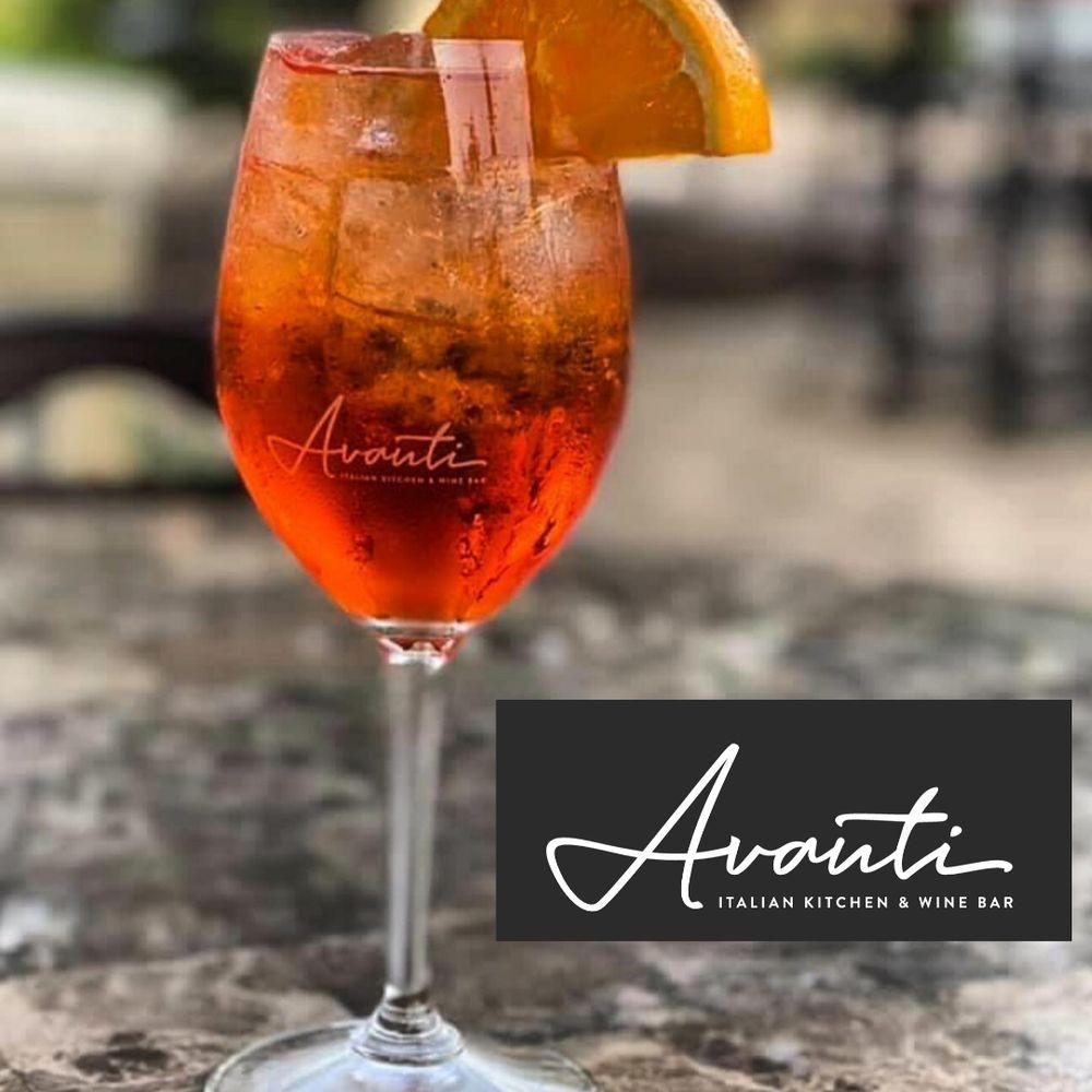 Avanti Italian Kitchen Wine Bar In The Woodlands Restaurant Menu And Reviews