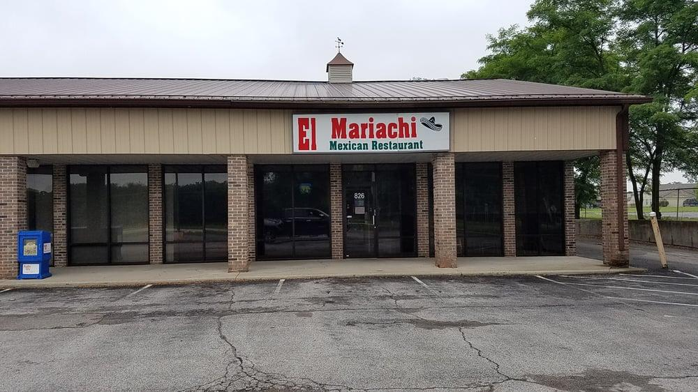 El Mariachi In Greenfield Restaurant