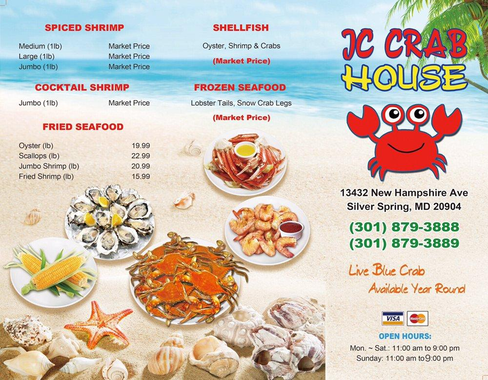 JC Crabhouse in Silver Spring - Restaurant reviews