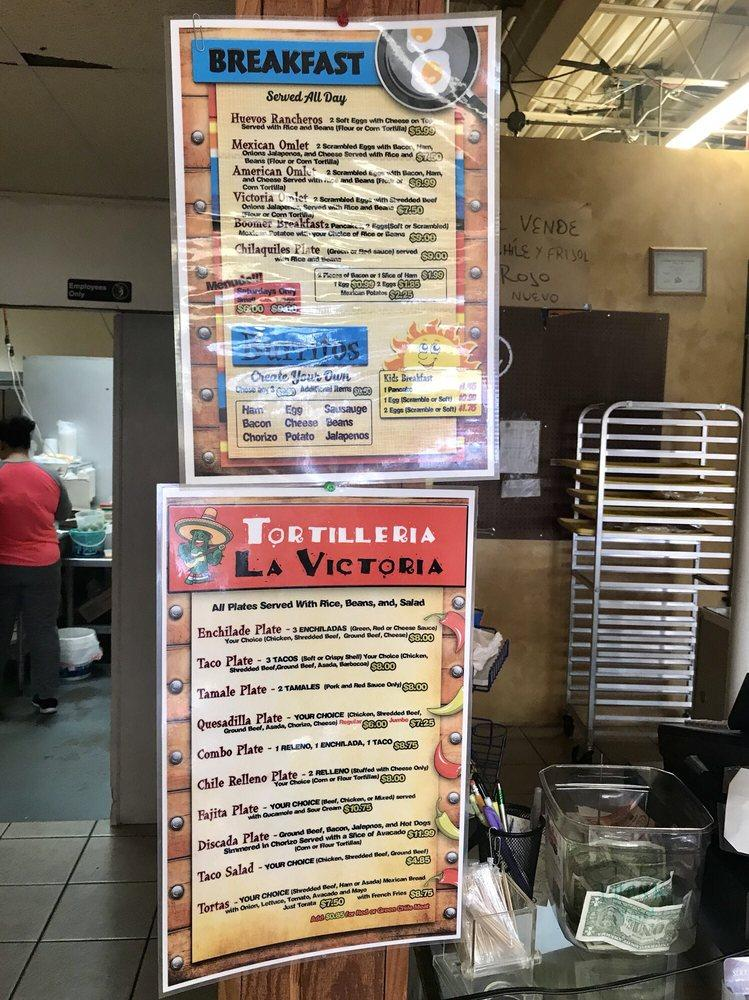 Tortilleria La Victoria In Woodward